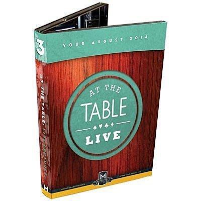 【天天魔法】【S336】大師研習-第三季~At the Table Live Lecture Series 3