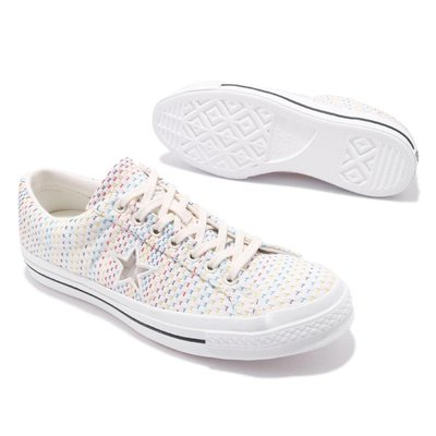 CONVERSE ONE STAR NEON WEAVE 164607C 男女鞋