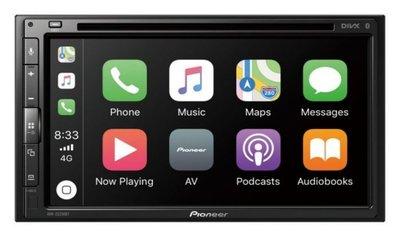 嘉義三益 先鋒PIONEER AVH-Z5250BT-6.8吋 CarPlay DVD觸控螢幕主機