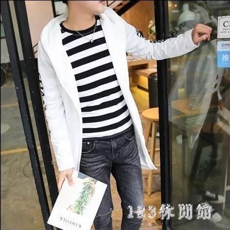 中大尺碼風衣外套 風衣古著外套潮男裝原宿潮流韓版潮個性帆布流寬鬆LB1062