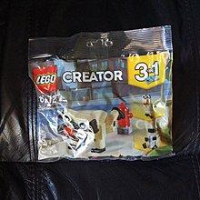Lego 30542 Cute Pug (可與 10257 76139 10272 71043 71044 80104 共融)