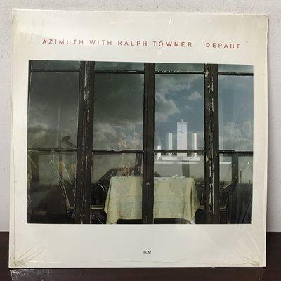 晨雨黑膠【爵士】德版/Azimuth With Ralph Towner (Guitar) – Départ