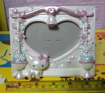 絕版 Sanrio charmmy kitty 陶瓷相架