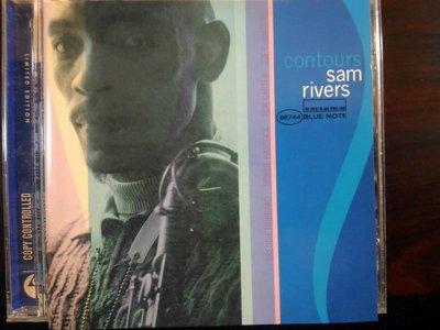 Sam Rivers ~ Contours 等二張專輯。