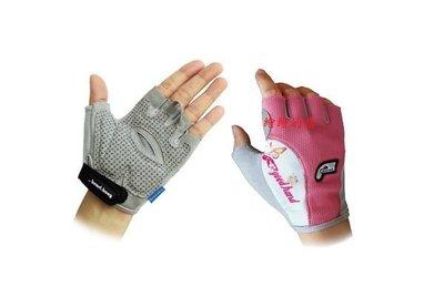 【繪繪】 good-hand 玩美女性專用手套 - 梅紅 湖水綠 透氣  防滑 吸震 涼感抗UV 手套工廠