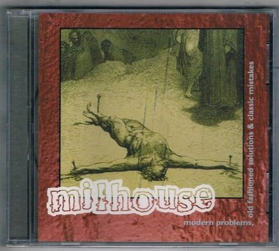 [鑫隆音樂]西洋CD-WRECK-AGE / milhouse {WAR024-2} 全新/免競標