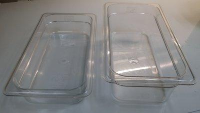 CAMBRO 1/ 3 料理盆 沙拉盆  冰淇淋盆 保鮮盒 調理盒 透明調理盆 桃園市