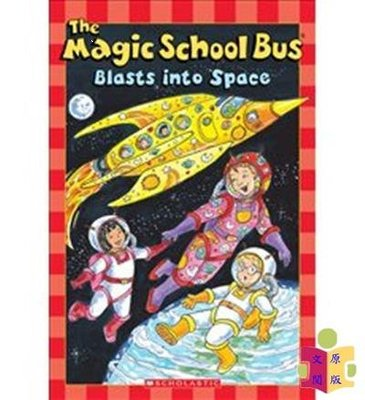 [文閲原版]Scholastic Readers:MAGIC SCHOOL BUS SCIENCE READER: BLASTS I