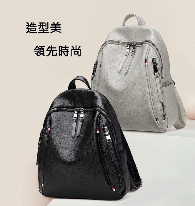 後背包 側背包 多功能背包 牛皮背包 書包 休閒背包 雙肩包 DL 6628 【 FQ包包】