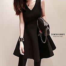 TOKYO DEPT【F8232】韓氣質名媛.平口洋裝小洋裝小禮服洋裝韓雪紡洋裝露肩伴娘連身裙禮服絲