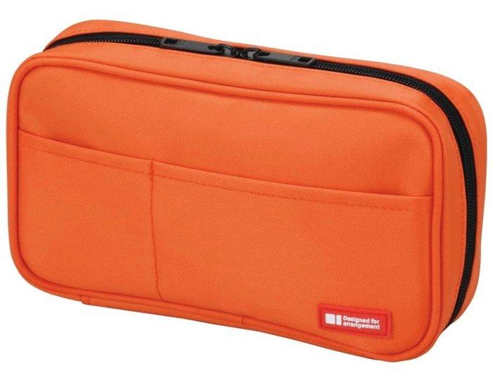 《FOS》日本 大容量 鉛筆盒 收納包 筆袋 上學 文具 剪刀 尺 美工刀 開學 團購 美編 禮物 雜貨新款 熱銷第ㄧ