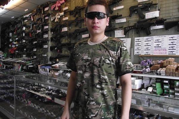 ~翔準~CP t恤短衣 夏季短衣 排汗衣 速干衣 涼爽衣 全地型 多地型 軍衣 速身衣 內衣 外衣