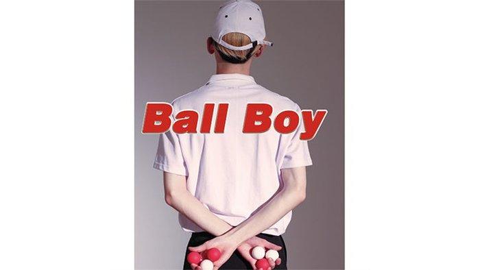 【天天魔法】【S977】正宗原廠教學~球男孩~Ball Boy by Lee Myung Joon
