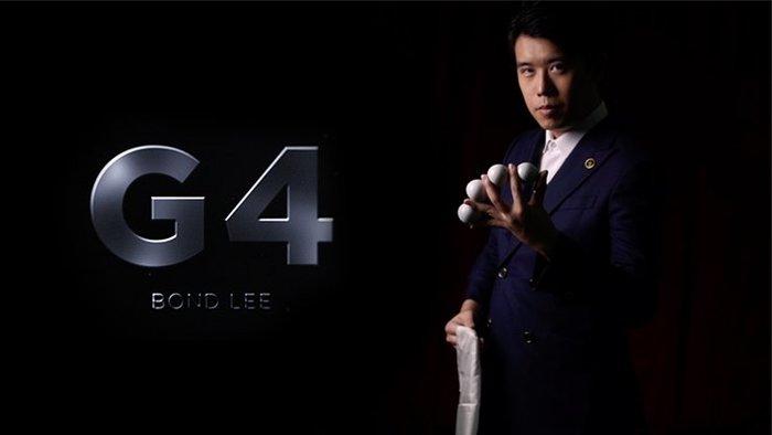 [魔術魂道具Shop]李澤邦的一球變四~~G4 by Bond Lee & MS Magic