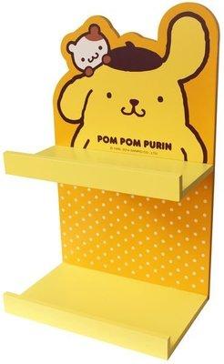 GIFT41 土城店 Pom Pom Purin 布丁狗 造型收納架 PN-0059
