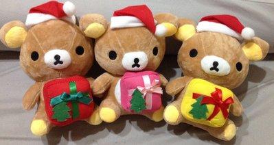 全新拉拉熊聖誕款聖誕節禮物每個150