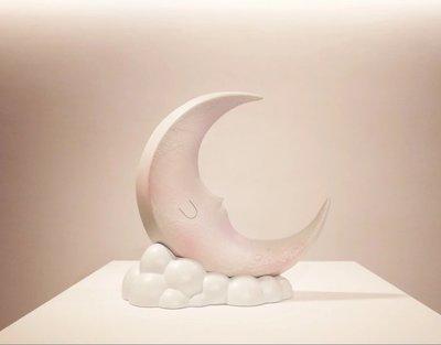 正品 Yoskay Yamamoto 山本源 Apportfolio Buoyant Moon 沉睡的月亮 藝術 限量