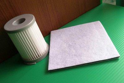 伊萊克斯 Electrolux 吸塵器 Z1665 Z1670 通用 HEPA 濾網 濾心 濾芯 附送三層濾棉一片 桃園市