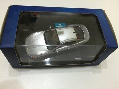 IXO Maserati Gram Turismo銀