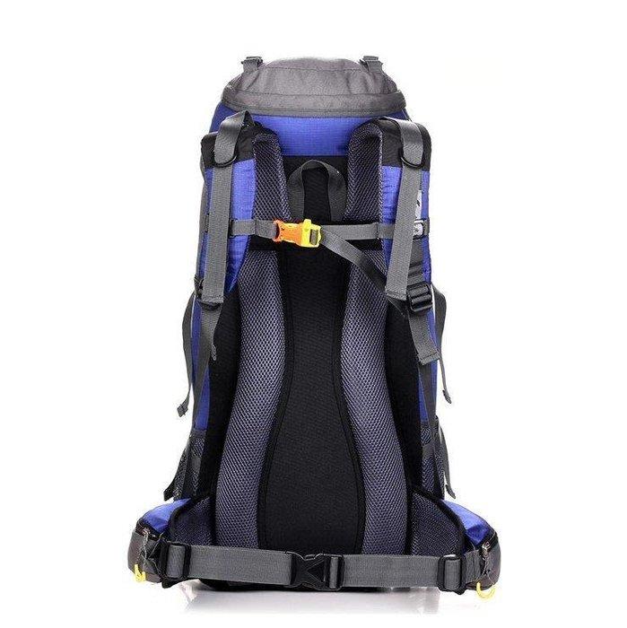 麥麥部落 戶外包長款防水登山包男女徒步旅行帳篷背囊MB9D8