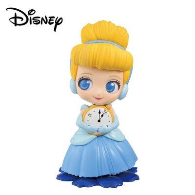 #Sweetiny 仙杜瑞拉 公仔 模型 灰姑娘 Q posket 迪士尼 Banpresto 萬普【199185】
