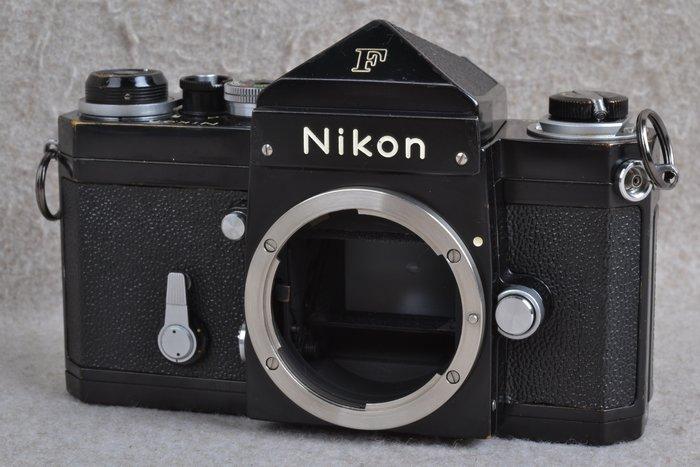 【台中品光攝影】Nikon 大F 機械式 底片機 135底片 日本製 黑機 手動 FL#61468