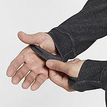 【RTG】NIKE DF FL HD FZ RESTORE 運動外套 灰黑 訓練 瑜珈 連帽 男款 CU6261-010