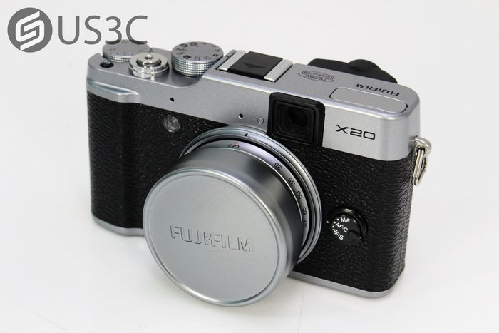 【US3C】富士 Fujifilm X20 數位相機 1200萬畫素 4倍光學變焦 2.8吋螢幕 FHD錄影 光學防手震