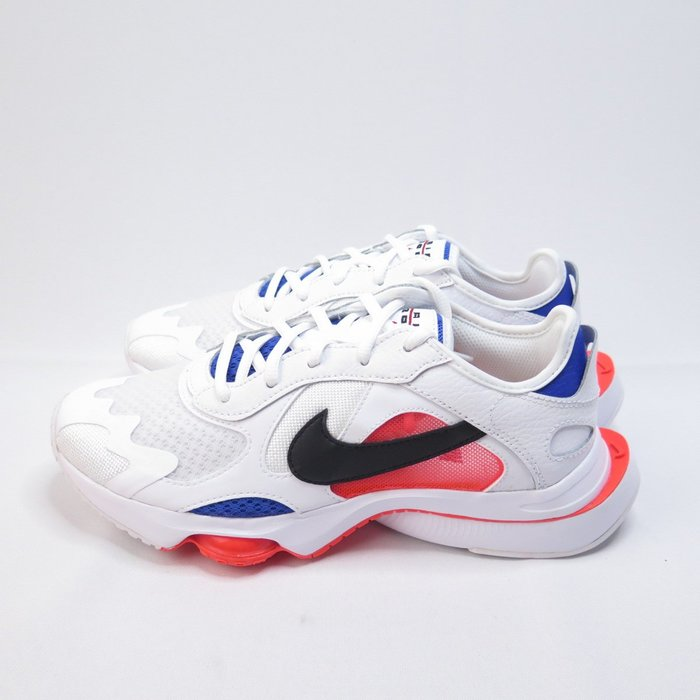 NIKE AIR ZOOM DIVISION 休閒鞋 CK2950101 女款 白紅【iSport愛運動】