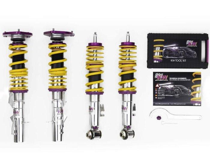 Dodge Charger 2011+ V6 V8 2WD 專用 德國 KW Club Sport 2-way 避震器