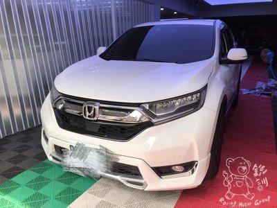 銳訓汽車配件精品 Honda CRV 5代 安裝南極星6688 安卓機 防護罩 征服者 9008 HP-905