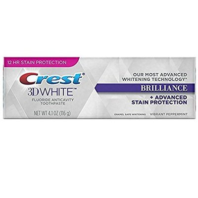 【雷恩的美國小舖】Crest 3D White Brilliance, Vibrant Peppermint 最新款牙膏