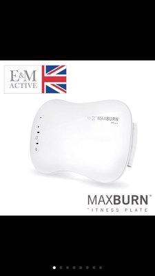 英國🇬🇧E&M ACTIVE MAXBURN Mini五段式震動塑身腰帶EM02