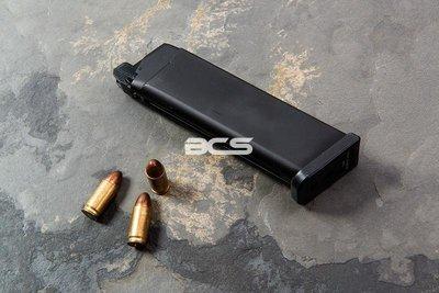 Funny GUNPOSEIDON 海神 B&W G17 全金屬瓦斯彈匣-P0XGG17