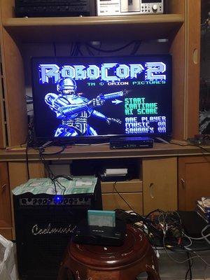 任天堂 紅白機 FC 卡帶 Robocop 2 機器戰警 2 中古 二手