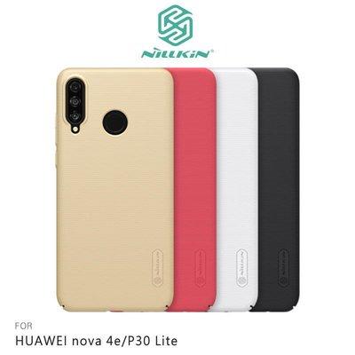 *phone寶*NILLKIN HUAWEI nova 4e/P30 Lite 超級護盾保護殼 硬殼 手機殼 鏡頭保護