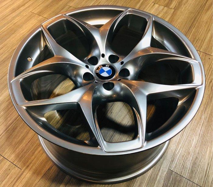 國豐動力 X5 X6 X5M X6M E70 E71 F15 F16 BMW正廠全新鋁圈 STY215 原廠21吋 10j et40 11.5j et38 單價