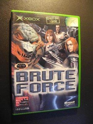 Brute Force 雷霆戰隊│XBOX│編號:G3