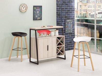 [歐瑞家具] CH392-1 塔利斯3.3酒吧型餐櫃 /系統家具/沙發/床墊/茶几/高低櫃/子母床/訂作家具/1元起