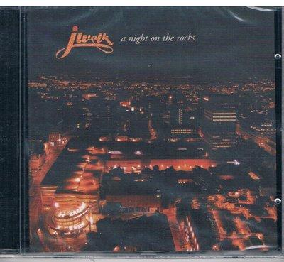 [鑫隆音樂]西洋CD-傑沃客 J-Walk:決裂之夜A Night On The Rocks{0927492082}全新