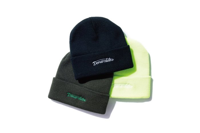 """[ LAB Taipei ] DeMarcoLab """" SAFETY PIN DELUXE BEANIE """""""