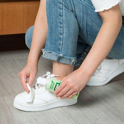 Ordinary shop  清潔用品日本進口小白鞋清潔劑鞋子球鞋運動鞋去污神器白鞋網面去黃清洗劑居家必備