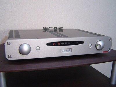台中『 崇仁音響發燒線材精品網』 ROKSAN Caspian DualMono Amplifier 前級擴大機
