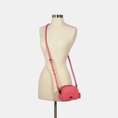 【小怡代購】 全新 COACH 3278 美國正品代購全新經典貝殼包 斜挎包 時尚單肩斜挎包 超低直購