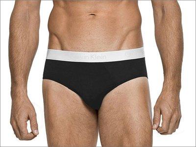 Calvin Klein MICRO Brief CK 卡文克萊高衩超纖維透氣黑色三角褲男內著內褲S號 愛Coach包包