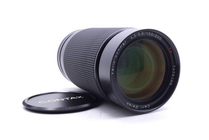 【台中青蘋果】Contax Vario-Sonnar 100-300mm f4.5-5.6 日製 MMJ #11430