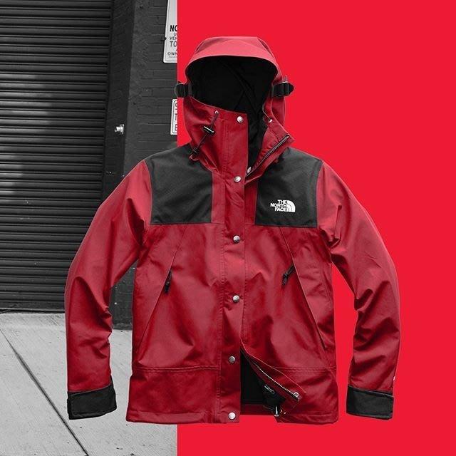 小阿姨shop The North Face 1990Mountain Jacket 衝鋒衣