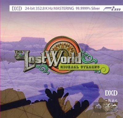 失落的世界 (DXD)The lost World/麥可史坦恩斯Michael Stearns-LIMDXD037