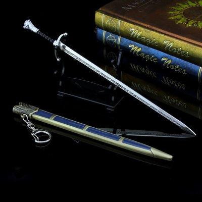 權利遊戲 長爪劍 21cm(長劍配大劍架.此款贈送市價100元的大刀劍架)
