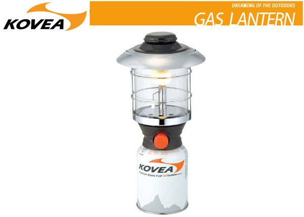 丹大戶外【KOVEA】韓國Super Nova240流明瓦斯燈/附反射罩/登山照明/桌燈/吊燈KL-1010